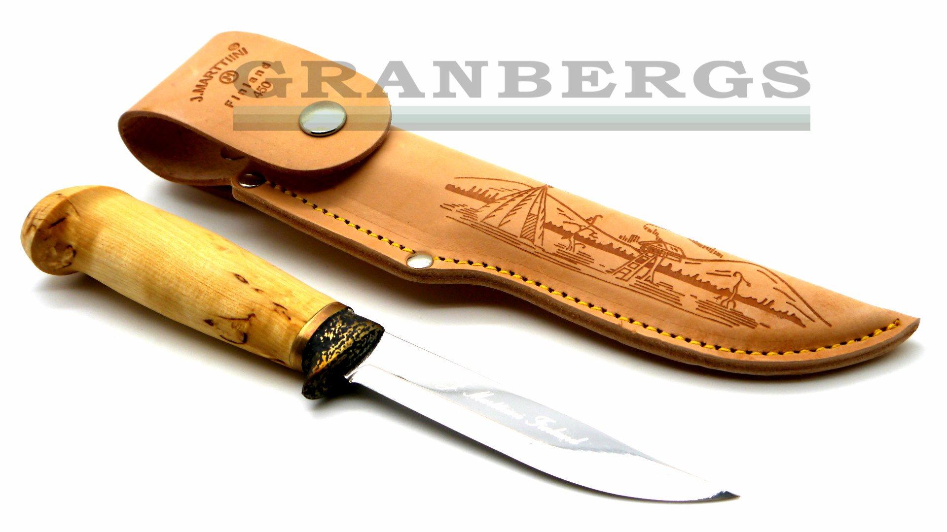 Granbergs - Marttiini Jagdmesser Hunters Knife 450012