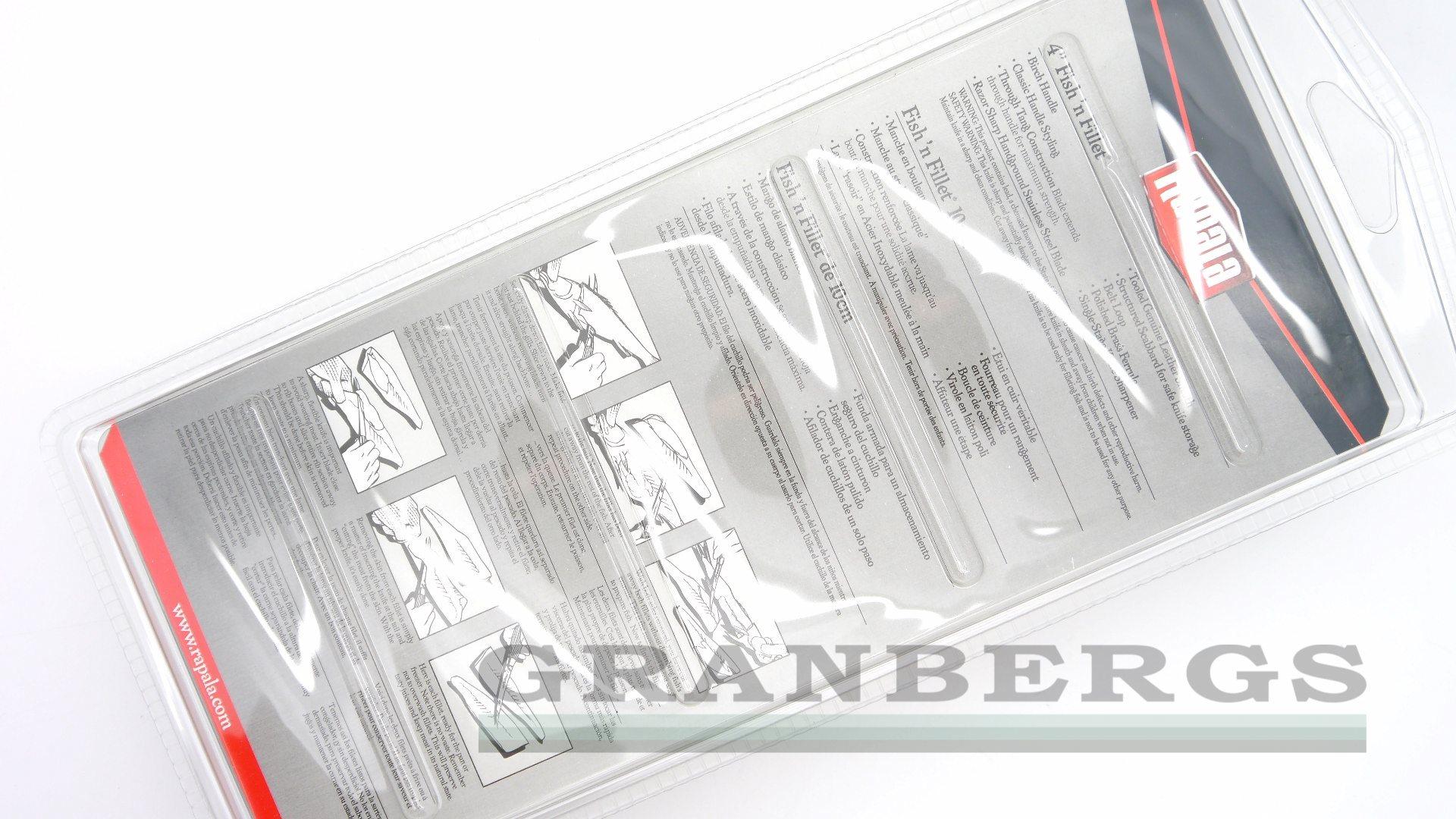 Granbergs - Rapala Fish n Fillet NK5 Knife