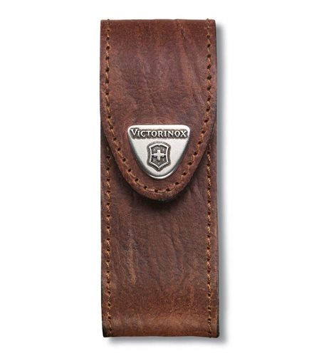 Victorinox 05691 Brown Leather Pouch