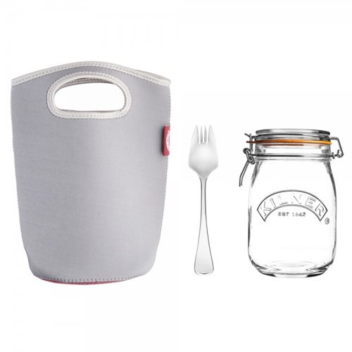Kilner Make And Take Set 1 Litre