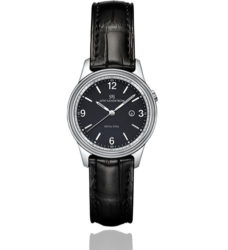 Sjoo Sandstrom Royal Steel Classic Ø32 Watch Model No. 007006
