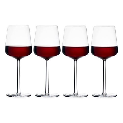 40% OFF!!! Iittala Essence Red Wine Glass 4pc Set
