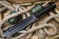 Kizlyar Supreme Survivalist Z Fixed Blade Knife
