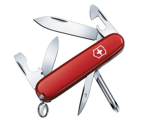 Victorinox Tinker Small 35051 (Red)