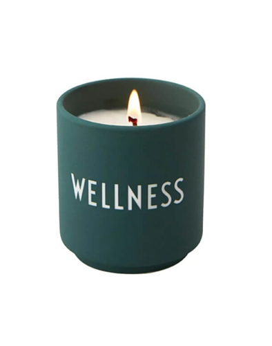 Design Letters Scented Candle Wellness