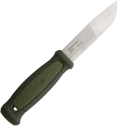 Morakniv Kansbol knife Grean Multi-mount sheath