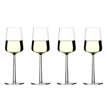 40% OFF Iittala Essence White Wine Glass 4pc Set