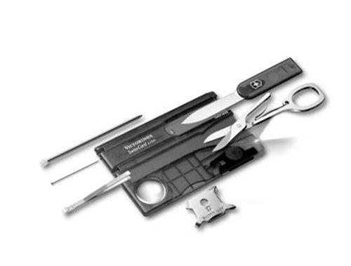 Victorinox Swiss Card Lite Black 35798