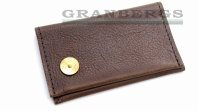 P.A.P Martin Genuine Leather Wallet/Card Holder Brown