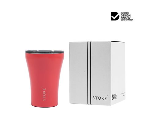 Sttoke Coffee Cup Coral Sunset 8Oz